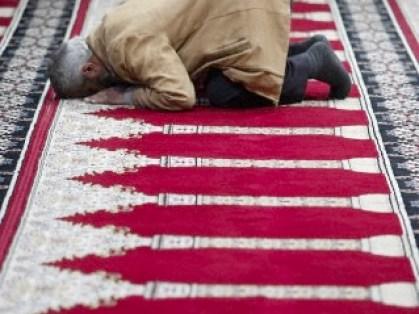 Ritual ibadah di Masjid