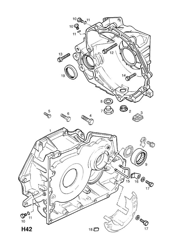 Corsa B – Automatische transmissie olie verversen