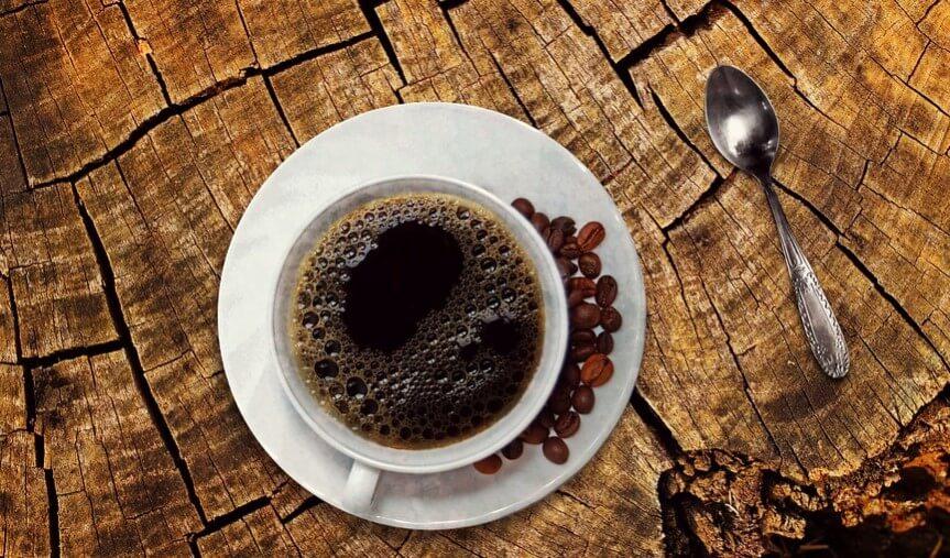 coffee skin brightness