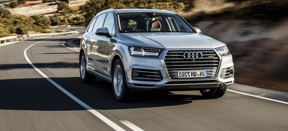 Upcoming Cars- Audi SQ7 When to expect: June 2018 Estimated Price: Rs 1 - 1 2 Crores - Forever Driving School