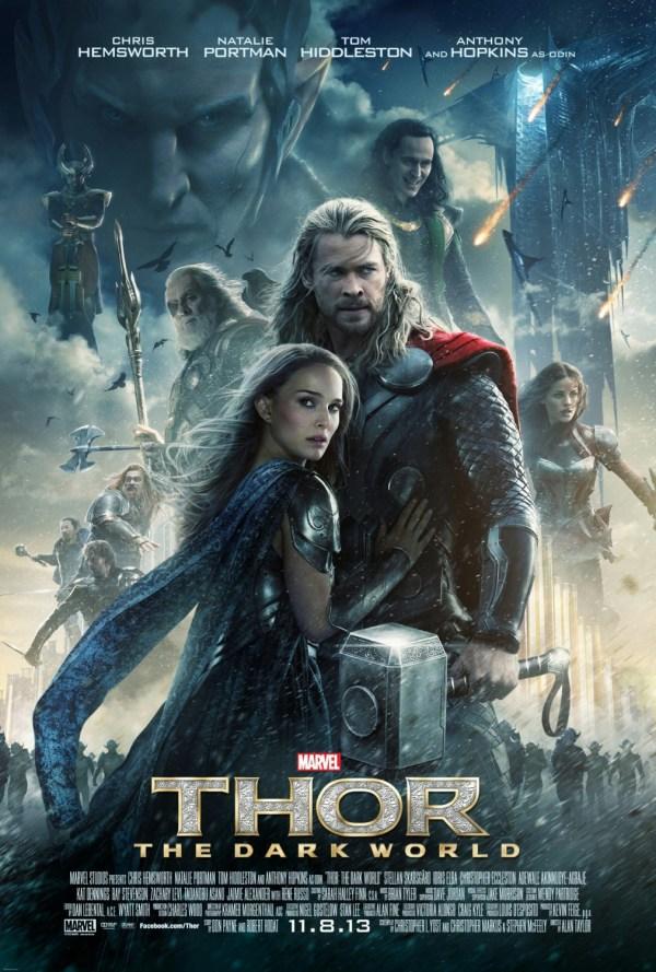 urutan film marvel - 8 - Thor The Dark World