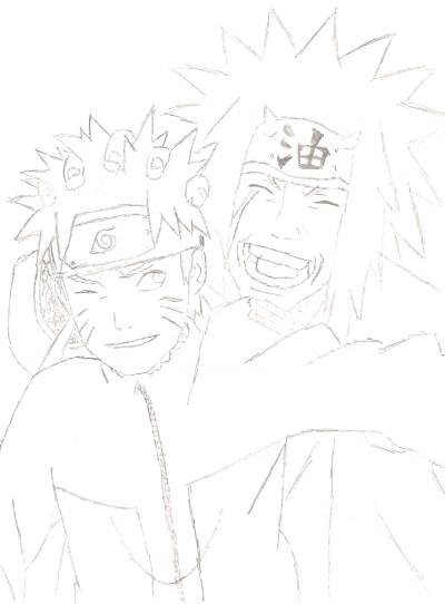 9 Gambar Naruto Buku Mewarnai Gambar Naruto Pusaka Dunia