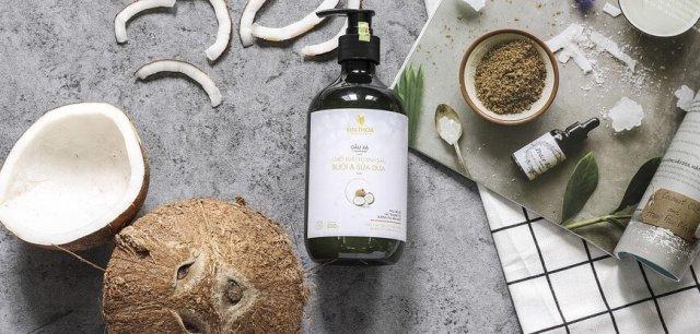 coconut_oil dandruff solution