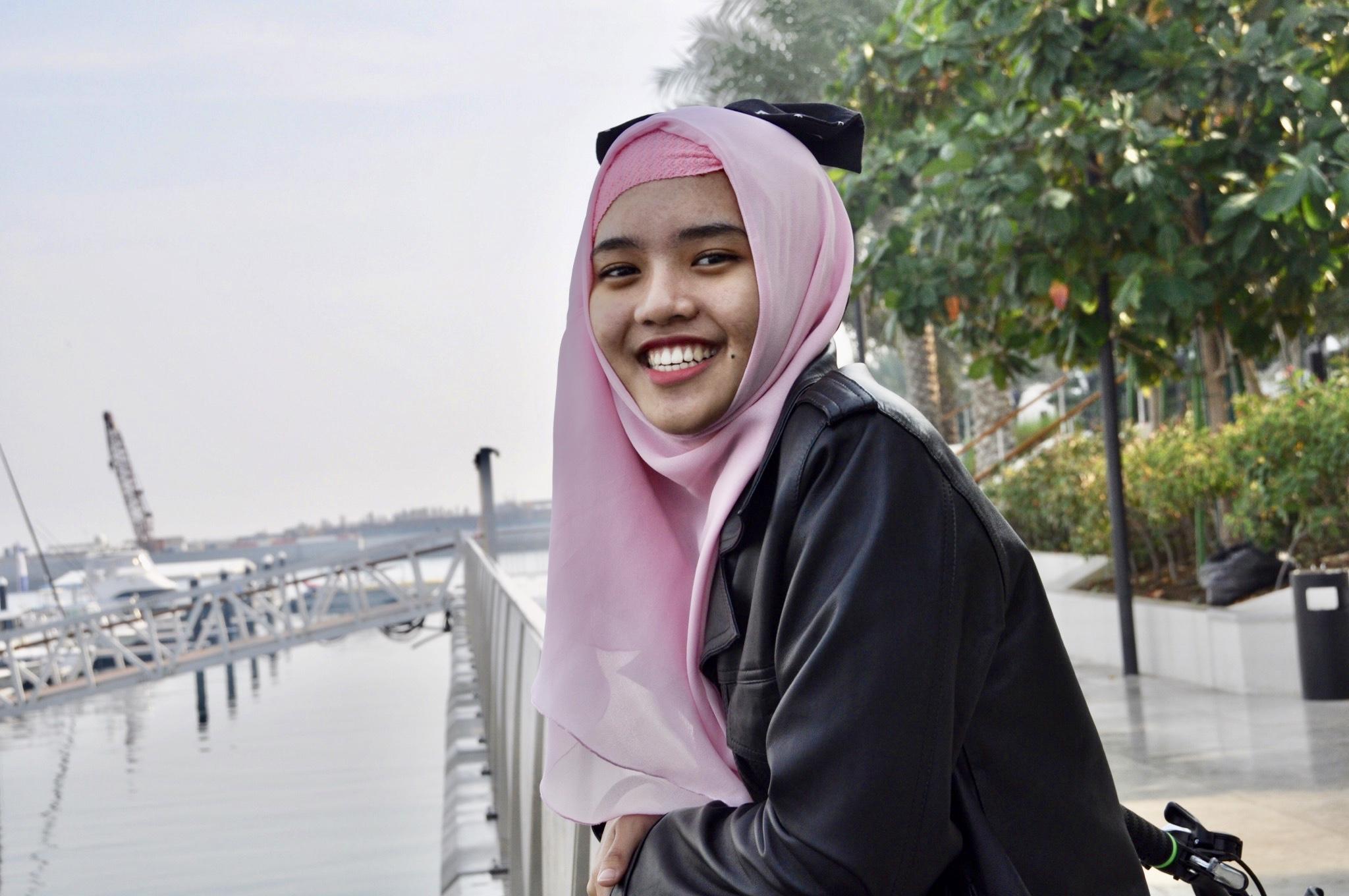 conchita helloconchita hijab hijaber muslimah fashion style muslim