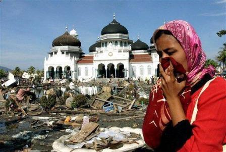 Tsunami Aceh. Siapa dibaliknya?