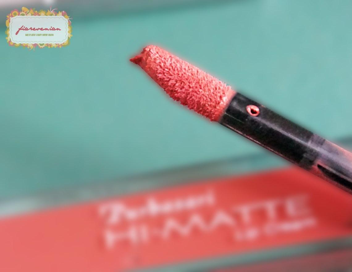 Purbasari Hi Matte Lip Cream Warna Favorit Untuk Kulit Sawo Matang