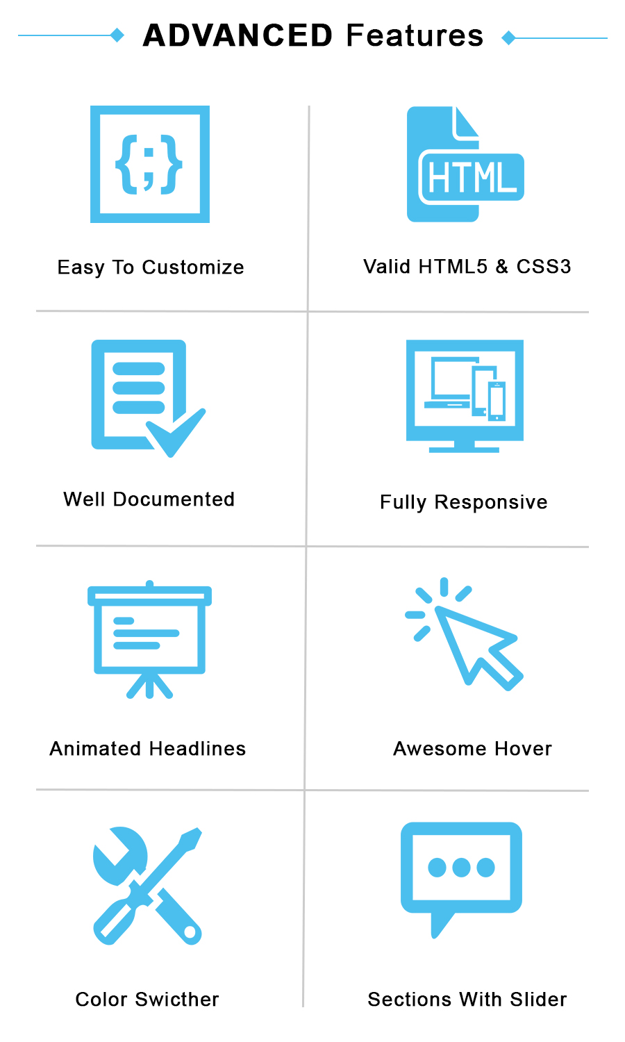 shyam - One Page Corporate Responsive HTML Template - 2