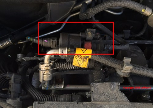 small resolution of 2012 chevy sonic fuel filter