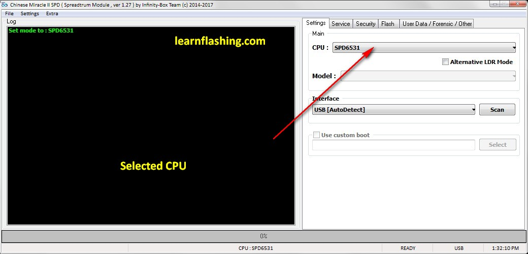 MOVITEL M6232 SC6531 SIM UNLOCK FLASH FILE - LearnFlashing