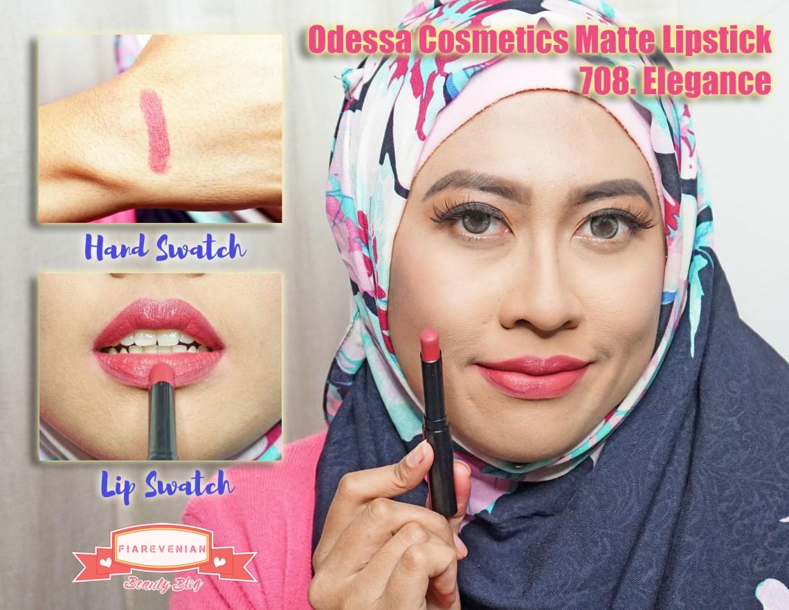 odessa matte lipstick