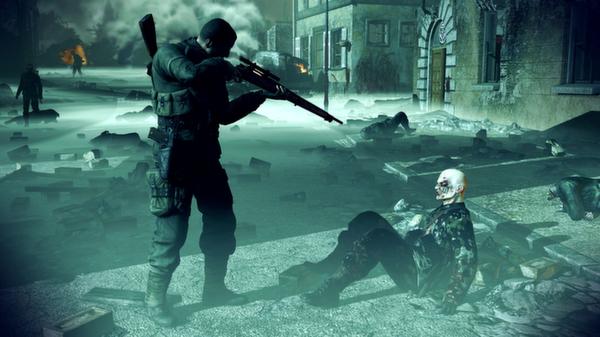 ss 15dc1274f2b8f4615e29793ae36ab48d3f8f9209 600x338 - Sniper Elite Nazi Zombie Army-FLT