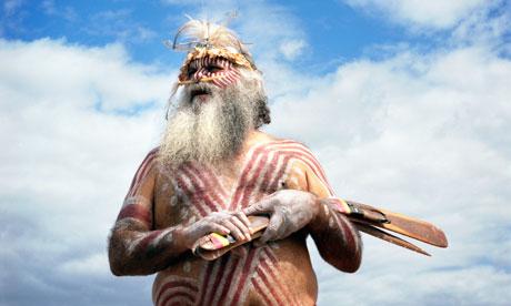 Bagi Suku Aborigin, kehidupan nyata adalah kehidupan dalam mimpi