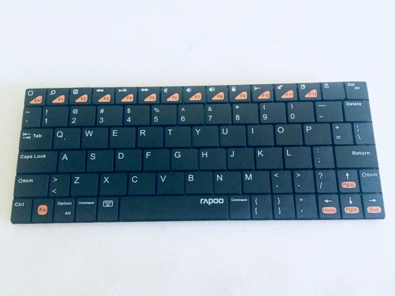 Full Keyboard View