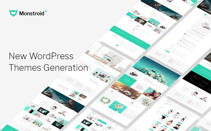 Monstroid2 - Multipurpose WordPress Theme best premium WordPress themes for your blog or website.