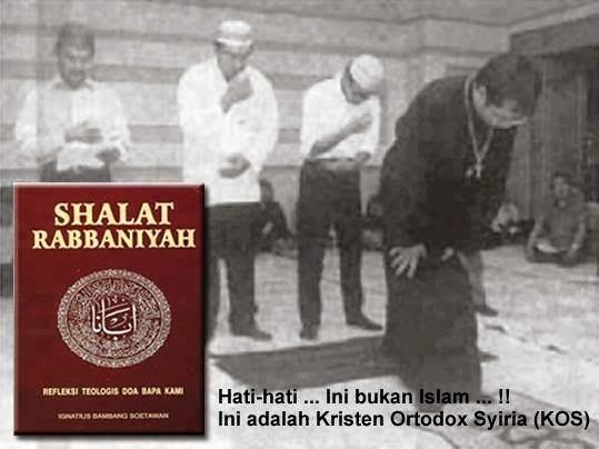 Ibadah Shalat Kristen Ortodox Syiria