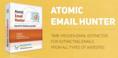 Atomic Email Hunter 14.4.0.371 Cracked