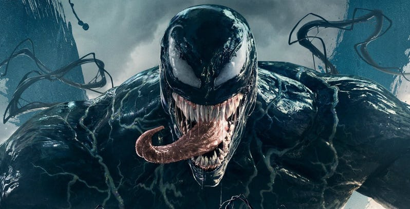 Venom: Welcome back anni'90