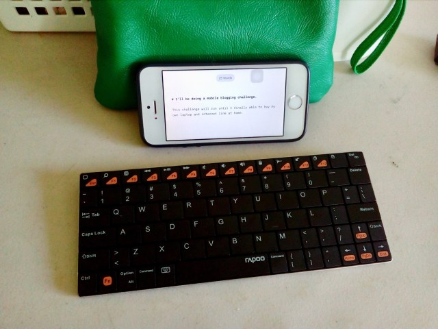 Iphone 5s and the keyboard