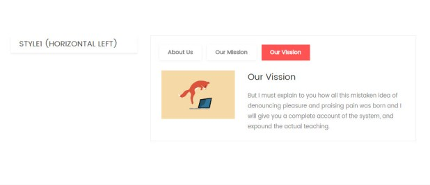 how to delete a tab in visual composer