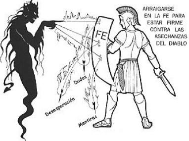 Enemigos principales de la fe.