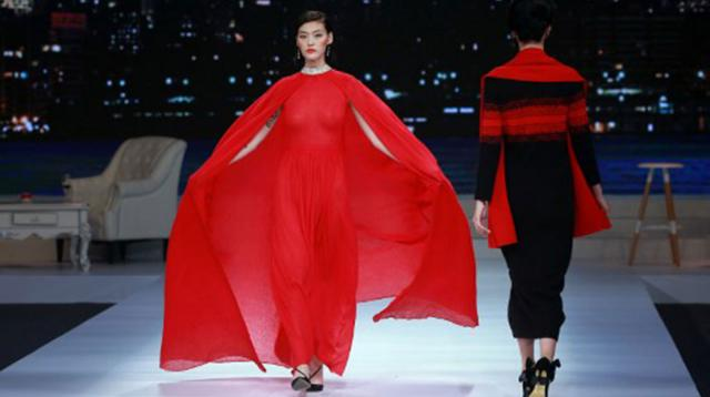 beizing_china_fashion_week modeling profession