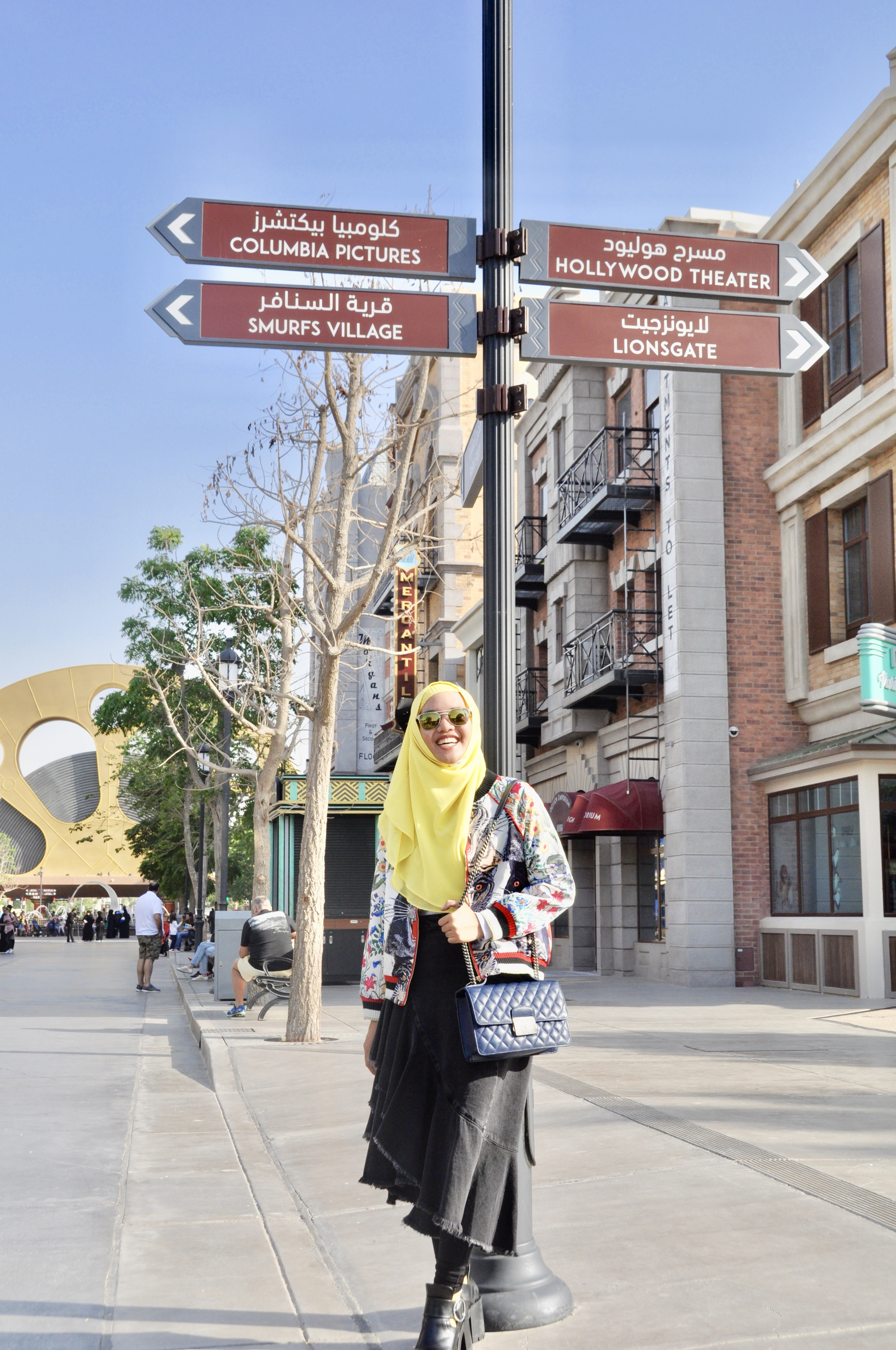 helloconchita conchita dubai family trip fashion hijab modest
