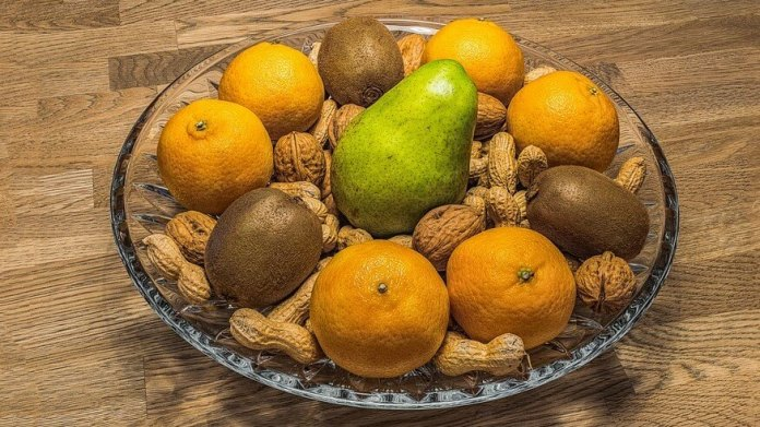 walnuts heart attack