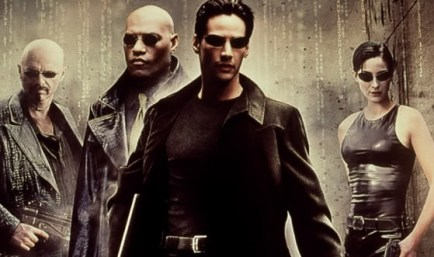 Film The Matrix, realitas dalam mesin