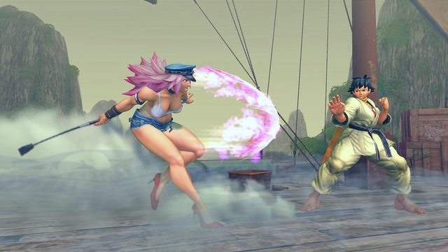 jGNdiLvl - Ultra Street Fighter IV-RELOADED