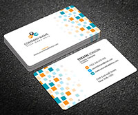 Corporate Business Card 15
