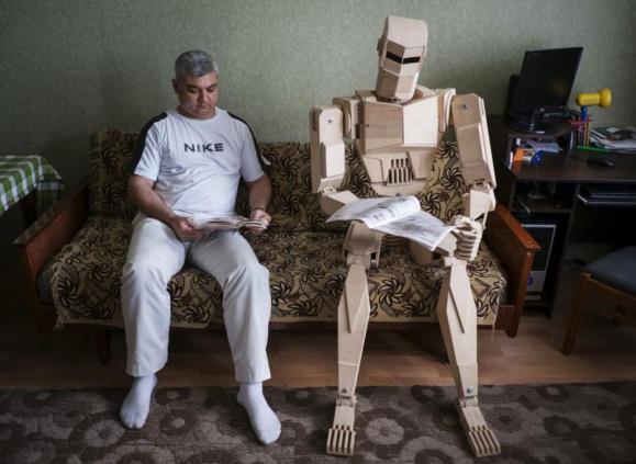 Robot yang kian mampu bernalar seperti manusia