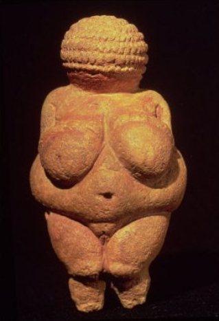 Patung Dewi Kesuburan yang berasal dari era Neolithic