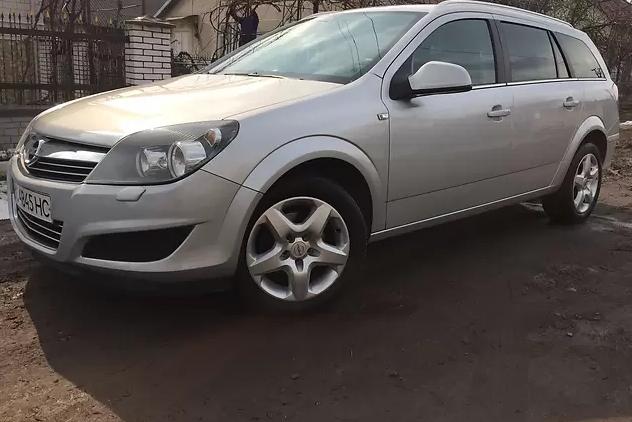 Opel Astra H L35 1.4