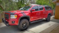 Removable cab roof rack - Chevy Colorado & GMC Canyon