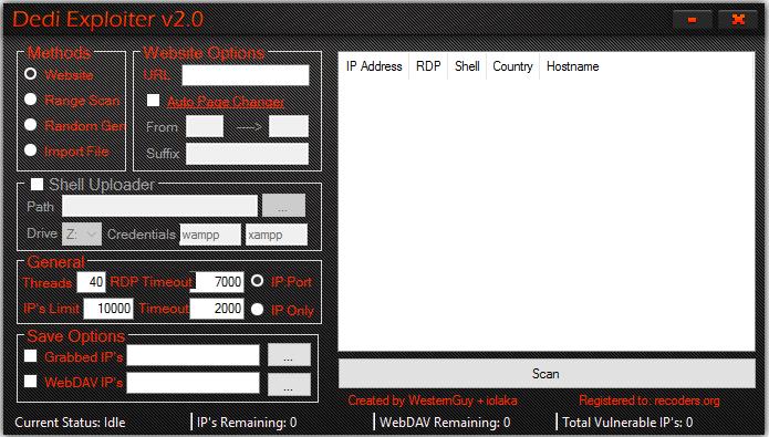 Dedi Exploiter V2
