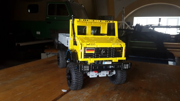 20 Technics Unimog Pictures And Ideas On Meta Networks