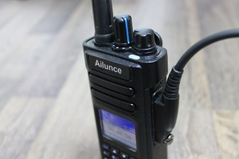 Ailunce HD1 GPS Dual Band DMR   M6CEB & 2E0FNM