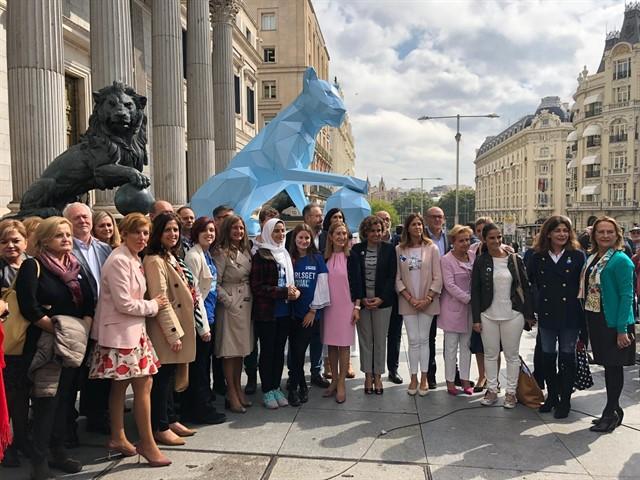 11 de octubre, Día Internacional de la Niña: una leona al Congreso