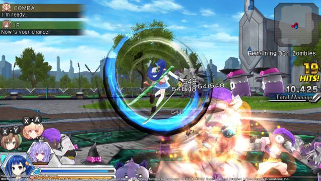 61036817069438077491 thumb - MegaTagmension Blanc Neptune VS Zombies Neptunia-DARKSiDERS