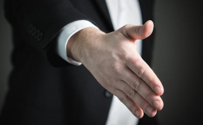 handshake interview tips