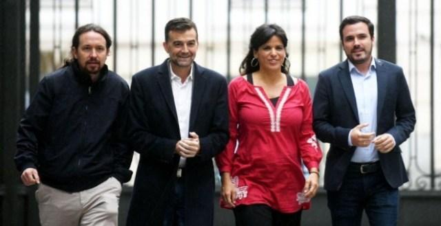 """Garzón señala que sólo el triunfo de Adelante Andalucía puede conseguir el """"proceso de transformación social que Andalucía merece y necesita"""""""
