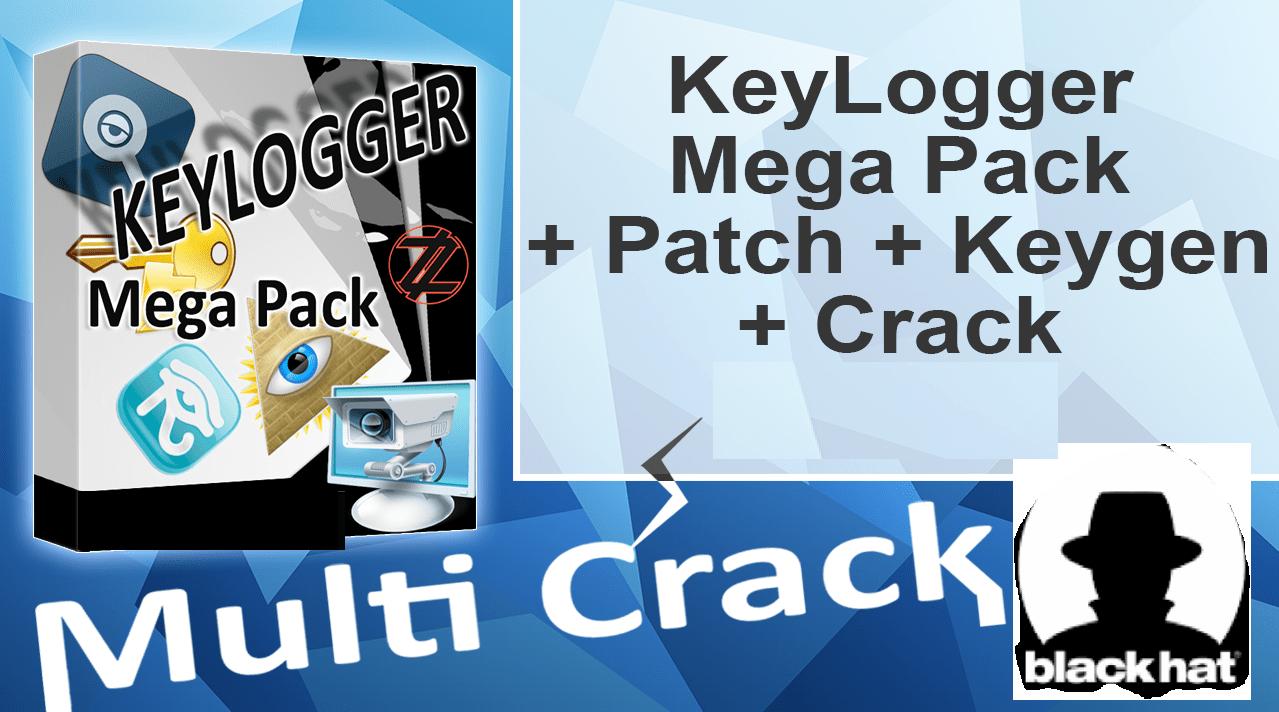 Keylogger Mega Pack