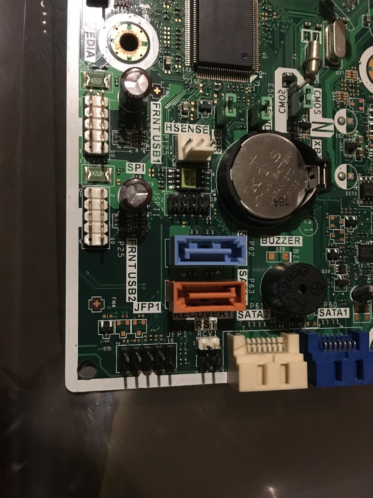 Front Panel Motherboard : front, panel, motherboard, Front, Panel, Connectors?, Motherboard), Tom's, Hardware, Forum