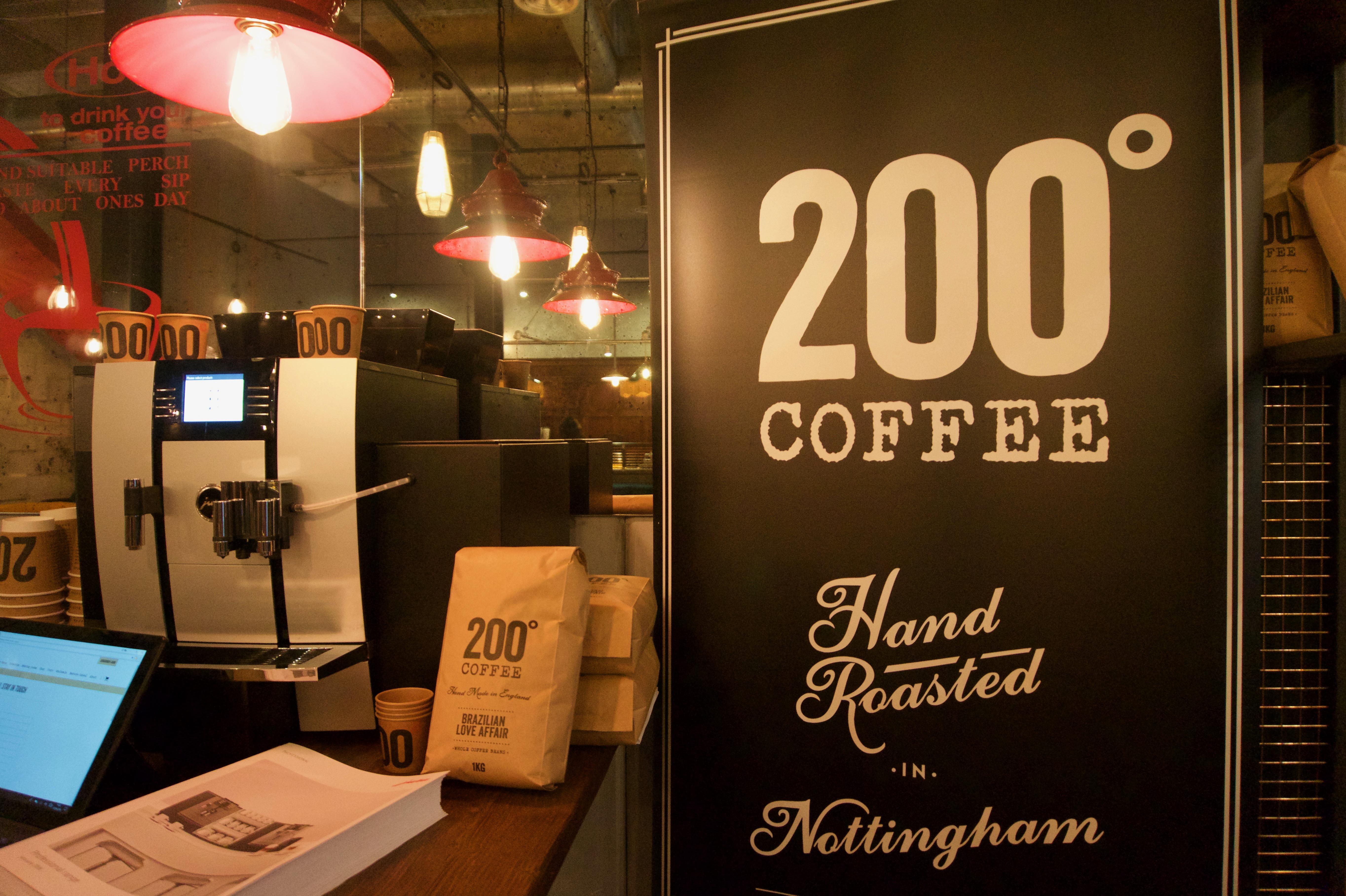 200 Degrees Coffee