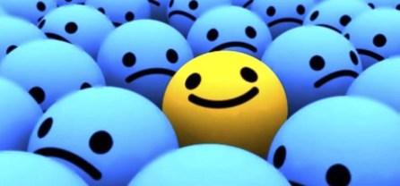 Tener una actitud positiva.