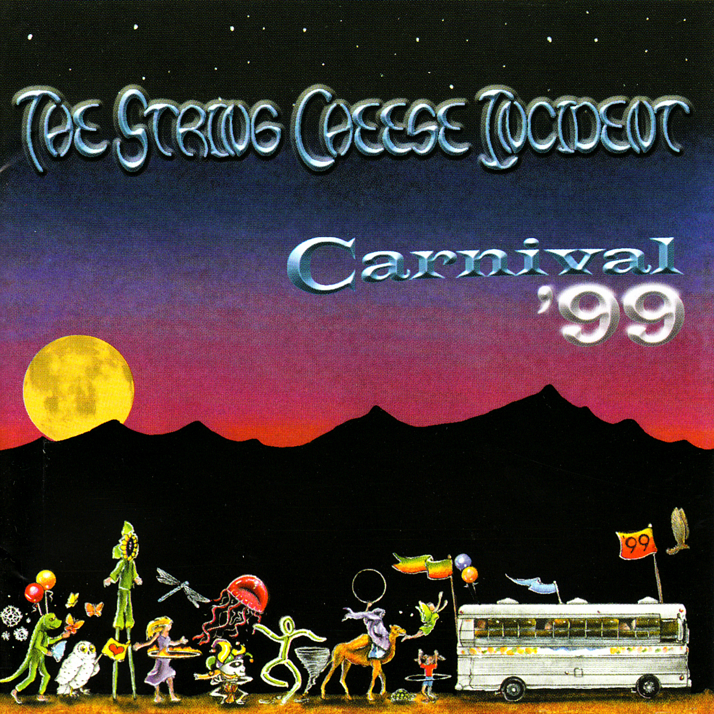 Image result for string cheese incident carnival 99