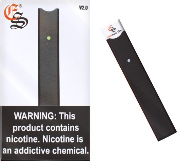 Eonsmoke Juul Device Black Cheap Vape Kit