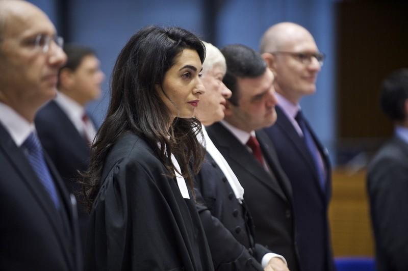 Hearing in the case between Turkish political activist Dogu Perincek and Switzerland