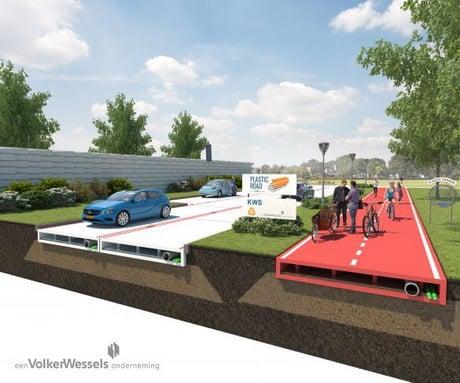 пластиковые дороги нидерланды1