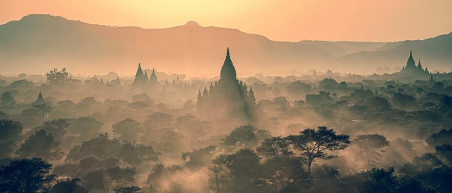 Myanmar by luke taylor